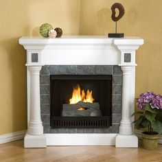1000 Images About Fireplace Surround On Pinterest