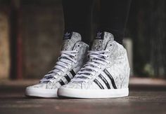 Adidas sneaker wedges, shoes