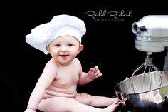 www.rachelrichard.com  www.facebook.com/rachelrichardphotography Indianapolis, IN Photographer photography baby baker kitchen 6 months