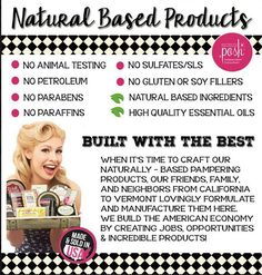 So what is Perfectly Posh? Natural Based, amazing, feel so good pampering products. Try for yourself and you will never use that old stuff again.