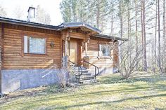 Log house for sale near lake Saimaa in Mikkeli, Finland