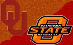 Bedlam!  Oklahoma vs Oklahoma St