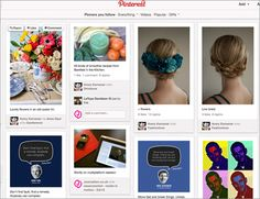 Tool of the week for journalists: Pinterest