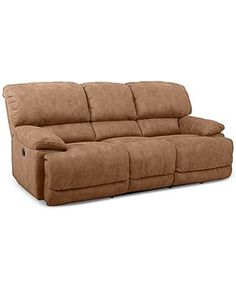 Jedd Fabric 6 Piece Power Reclining Sectional Sofa 2