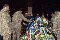 Проститься с Виталием Постолаки пришли родственники, боевые товарищи, друзья