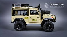 Land Rover Defender Camel Trophy – Picture Special