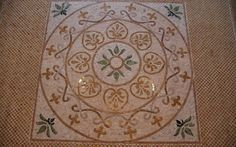 floor tile mosaic patterns | Mosaic Floor Tile to Create More Sophisticated Home Interior
