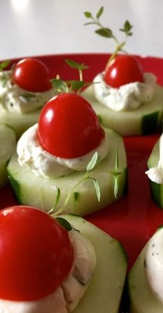 Now this recipe is the easiest in your entire life. A delicious snack, you can cook in several minutes, whenever you need to bring an appetizer to a party, but you don't have time or just feel lazy.