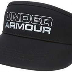 new concept 562a0 2e9a6 Under Armour Men s UA Tour Visor II Golf - Hat and Cap Black black Size One  size