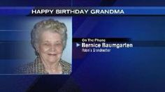 Robin's grandma turns 95! #video