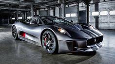 Jaguar C-X75: ¿El Prototipo de los Coches Deportivos del Futuro?