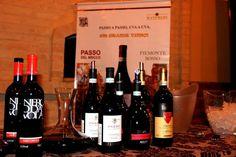 Chaves Oliveira Wines na 4° Degustação de Vinhos do Armazém Geral em Ribeirão Preto-SP, apresentando com sucesso seus rótulos italianos: - Negroamaro Tacco Barocco - Ambasciatori Salento Rosso (Negroamaro e Malvasia Nera) - Primitivo di Manduria Diodoro - Nero D´Avola Tola - Piemonte Rosso Passo del Bricco - Dolcetto D´Alba C´e Moscone - Chianti Badiolo 2015 www.chavesoliveira.com.br/ (11) 2155 0871/ sgrael@chavesoliveira.com.br
