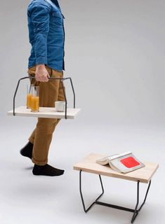Inventieve en multifunctionele meubel