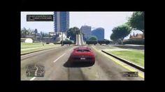 GTA V Custom Race BIGGEST Jumps - Alley - LOTS OF JUMP FAILS!