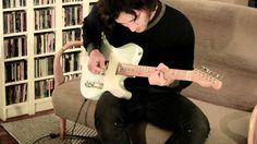 Vibrosound Alberto Milani - For The Dawn (guitar solo)