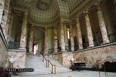Grand hallway in Norfolk England