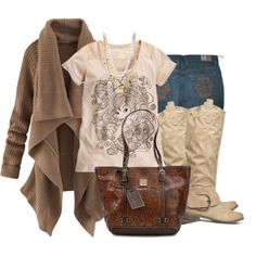 D-Inspired, created by debbie-probst on Polyvore
