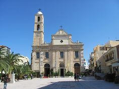 Cathedral, Crete - Chania