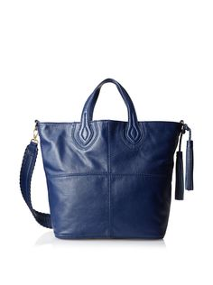 Isabella Fiore Women's Maroquin Tote, Blue at MYHABIT Beautiful! $98 #Blue