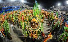 Beija-Flor homenageia a Guiné Equatorial