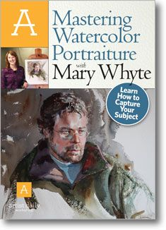 Mastering Watercolor Portraiture with Mary Whyte