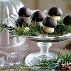 Christmas Baking, Christmas Cookies, Czech Recipes, Ethnic Recipes, Czech Desserts, Panna Cotta, Cake Recipes, Fresh, Image