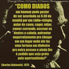 """A poesia de Bukowski sempre dá a deixa: para onde você vai com essa mochila cheia de bugigangas? 💼💼💼 . Leitura conjunta de """"AS PESSOAS PARECEM FLORES FINALMENTE DE CHARLES BUKOWSKI"""" com @nicewanderley ! 📚 🌙📚 . #UmPoemaPorDia #Projeto12Poetas12Cronistas12Contistas #LeituraComoEstiloDeVida #AmoPoesia #Poesia #AsPessoasParecemFloresFinalmente #CharlesBukowski #VelhoSafado #Bukowski #lpmeditores #LeiturasDeWellingtonWanderley #Projeto12Poetas12Cronistas12ContistasPara2017"""