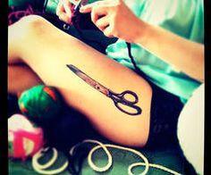 a craft tattoo