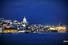 Lisbon Lisbon, Paris Skyline, Portugal, Travel, Saints, Viajes, Trips, Traveling, Tourism
