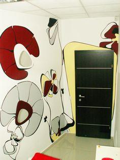 "Wall Decor ""White Beauty Salon"" Perete Decorativ ""White Beauty Salon"" Wall Murals, Salons, Wall Decor, Kids Rugs, Studio, Inspiration, Beauty, Design, Home Decor"