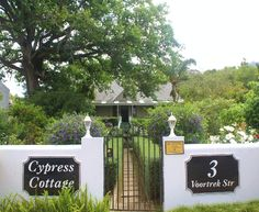The charm and comfort of Cypress Cottage, one of the oldest homesteads in the historic village of Swellendam. Horse Stables, Lush Garden, Homesteads, South Africa, Cape, Old Things, Cottage, Mantle, Horse Barns