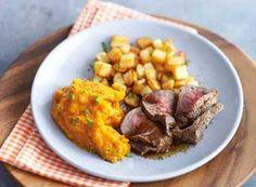 Medemblik – Vandaag op met menu een heerlijke pompoenpuree met lamsbout. Pompoen begint in de Nederlandse keuken meer en meer terrein te winnen en pompoen is daarbij ook een zeer gezonde groe…