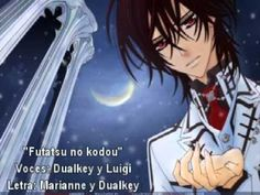 vampire knight opening 1 español latino - YouTube