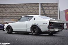 "Nissan Skyline C110 GT-R ""Kenmeri"""