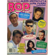Bop Magazine, my fave in the '80's and '90's