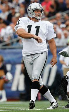 Sebastian Janikowski, Oakland Raiders