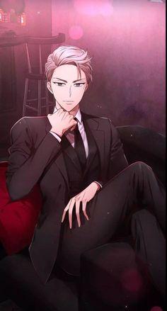 Handsome Anime Guys, Hot Anime Guys, Fanarts Anime, Anime Characters, Magic Anime, Sailor Moon Funny, Arte Emo, A Guy Like You, Wattpad