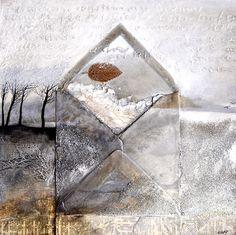 """""""l'enveloppe"""" ©Elfi Cella"""