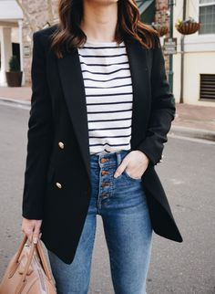 Casual Work Wear, Work Attire, Casual Chic, Look Fashion, Winter Fashion, Fashion Outfits, Black Jacket Outfit, Business Casual Outfits, Hipster