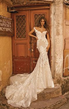 Courtesy of Berta Wedding Dresses; www.berta.com