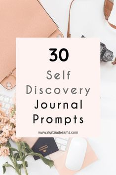 Keeping a journal comes with many amazing benefits such as stress level management, mindfulness, and an overall boost in self-esteem and mood! Here are just a few reasons to start journaling, plus 30 journal prompts for self discovery! Mental Health Journal, Journal Prompts, Planner Journal, Writing Prompts, Keeping A Journal, Change, Self Improvement Tips, Self Care Routine, Self Discovery