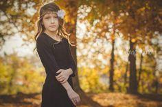 Little girl model photography