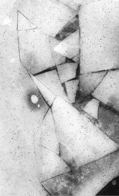 Paul Caponigro • Ice Nº. One, Newton, Massachusetts. 1960