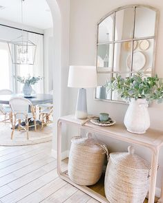 Shop the Riviera Side Chair and the rest of our designer Chairs at Serena and Lily. Boho Living Room, Home And Living, Living Room Decor, Coastal Living Rooms, Coastal Bedrooms, Living Room White, Decorating Small Living Room, Neutral Living Rooms, Farmhouse Living Rooms