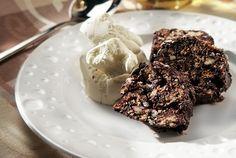 Το τέλειο μωσαϊκό από την Αργυρώ Μπαρμπαρίγου | Κόψτε το σε φέτες και απολαύστε το σκέτο ή με παγωτό σαν επιδόρπιο