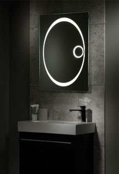 Tavistock Vapour Backlit Mirror with Magnifying Mirror and Heated De-mister Pad - High x Wide - Backlit Mirror, Led Mirror, Mirror Bathroom, Bathroom Furniture, Modern Furniture, Modern Sink, Magnifying Mirror, Bathroom Accessories, Tavistock