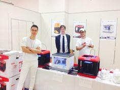 メイカーズバザール大阪 3Dプリンター展示会無事終了しました。