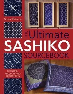 The Ultimate Sashiko Sourcebook: Patterns, Projects and Inspirations by Susan Briscoe http://www.amazon.co.uk/dp/0715318470/ref=cm_sw_r_pi_dp_lxJpub02GW8JD