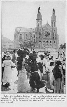 Port au Prince, Haiti, 1926