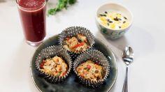 Her er muffinsene du kan spise hver dag. Passer perfekt i lunsjboksen